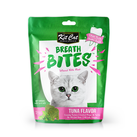 Kit Cat Breath Bites Tuna 60gr