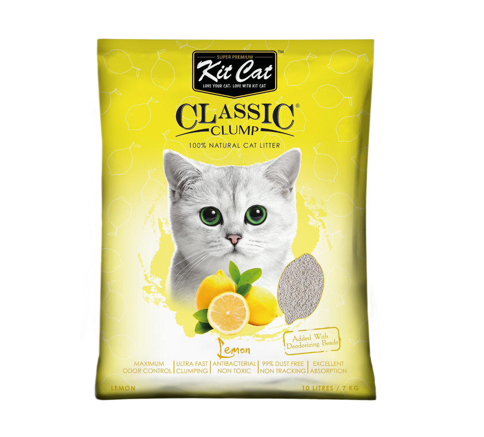 Kit Cat Chanh_VÀNG_Lemon 10L