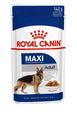 Soup Royal canin Maxi adult 140gr