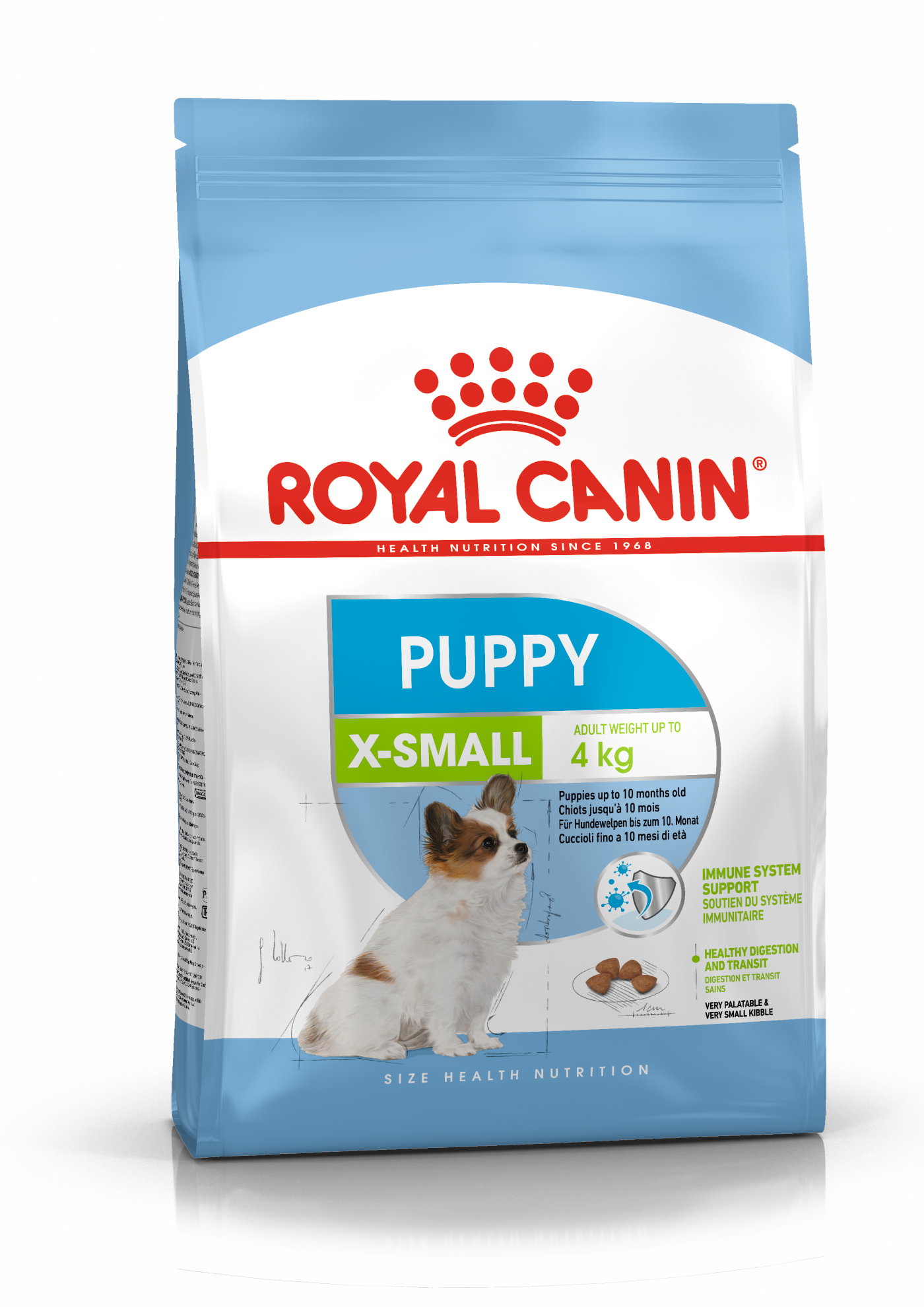 RC 252650 Xsmall Puppy 500g