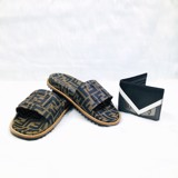 Dép nam Fendi Sandal and siles for men (kèm ví Fendi )