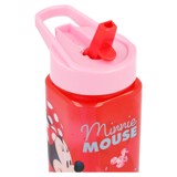 Bình nước SQUARE WATER BOTTLE MINNIE ELECTRIC DOLL  530ML