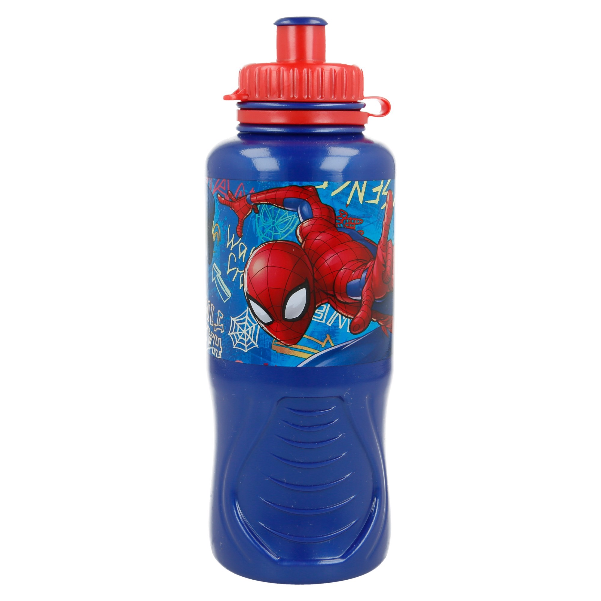 Bình nước ERGO SPORT SPIDERMAN GRAFFITI  400ML
