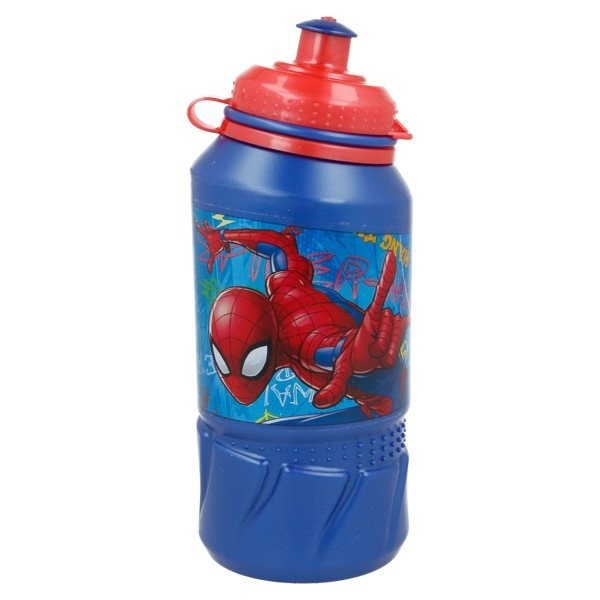Bình nước EASY SPORT SPIDERMAN GRAFFITI  420ML