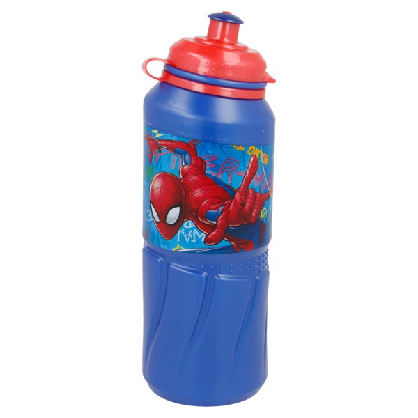 Bình nước LARGE EASY SPORT SPIDERMAN GRAFFITI  530ML