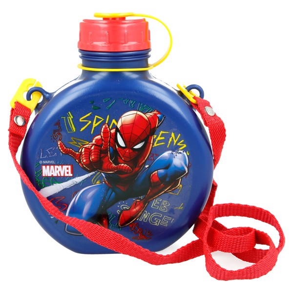 Bình nước EXPLORER CANTEEN SPIDERMAN GRAFFITI  670ML