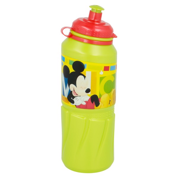 Bình nước LARGE EASY SPORT MICKEY WATERCOLORS  530ML