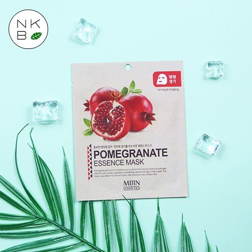 MIJIN POMEGRANATE ESSENCE MASK - Mặt nạ lựu