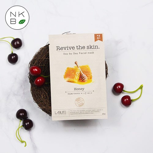LABUTE REVIVE THE SKIN HONEY MASK - Mặt nạ mật ong