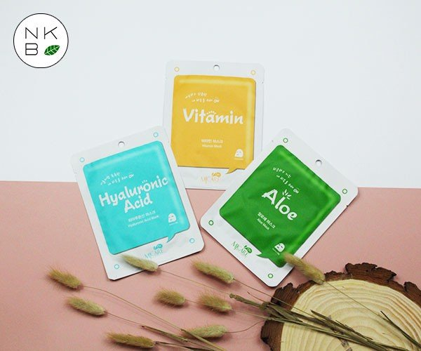 MJCARE ON VITAMIN MASK - Mặt nạ Viatmin