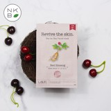 LABUTE REVIVE THE SKIN RED GINSENG MASK - Mặt nạ Hồng Sâm