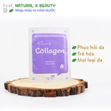 MJCARE ON COLLAGEN MASK - Mặt nạ Mjcare On Collagen