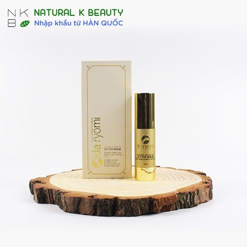 NATURAL DA RYO MI LIFT EYE SERUM