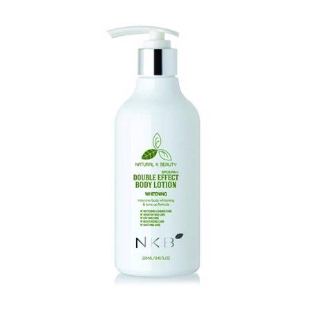 NKB DOUBLE EFFECT BODY LOTION