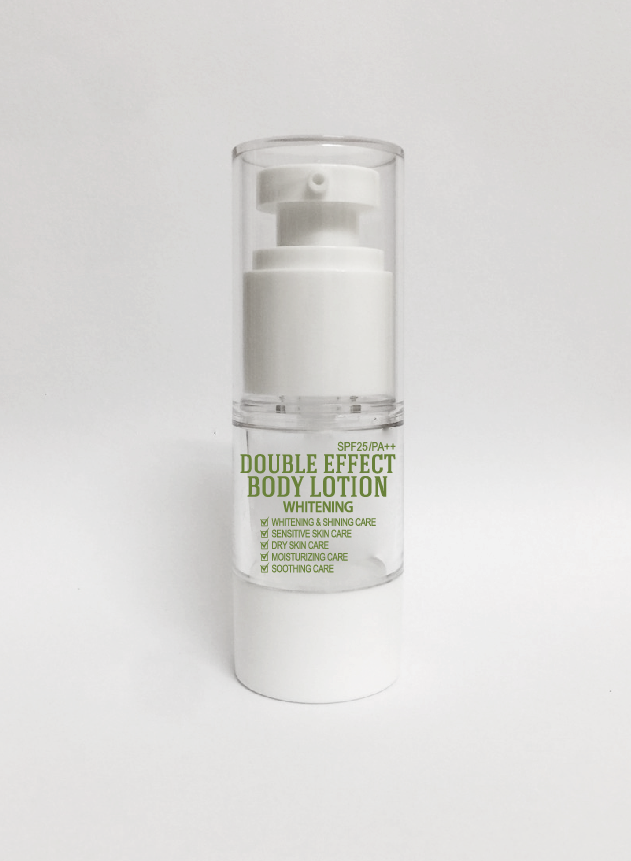 MINI NKB DOUBLE EFFECT BODY LOTION