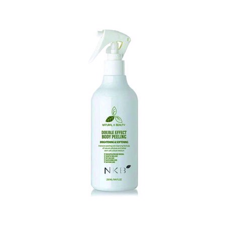 NKB DOUBLE EFFECT BODY PEELING