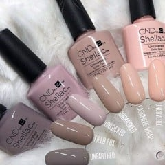 Sơn gel Cnd Shellac