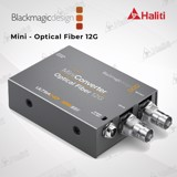 Mini - Optical Fiber 12G