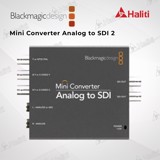 Mini Converter Analog to SDI 2