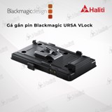 Gá gắn pin Blackmagic URSA VLock
