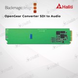 OpenGear Converter SDI to Audio -  (Ngừng SX)