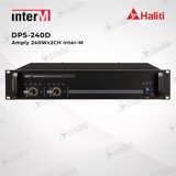 Amply 240Wx2CH Inter-M DPS-240D