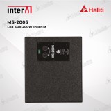 Loa Sub 200W Inter-M MS-200S