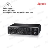 Audio Interface BEHRINGER UMC202HD
