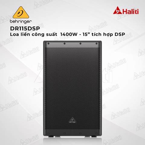 Loa liền công suất DR115DSP