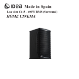 Loa Surround IDEA C105-T  - Home Cinema