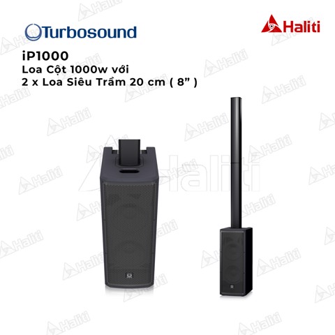 LOA TURBOSOUND IP1000