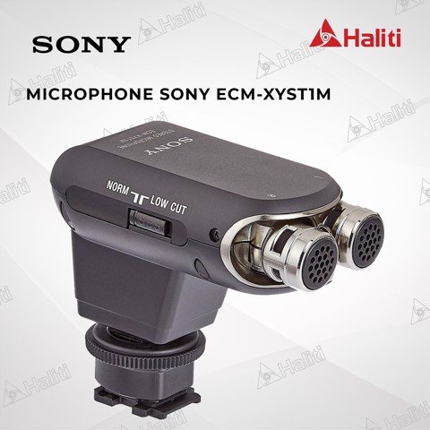 Microphone Sony ECM-XYST1M