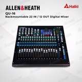 Mixer Allen & Heath Qu-16