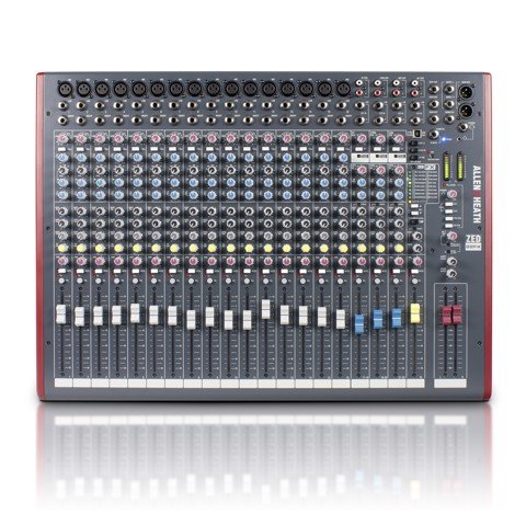 Mixer Allen & Heath ZED-22FX