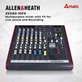 Mixer Allen & Heath ZED60-10FX