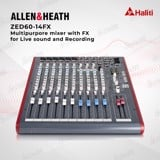 Mixer Allen & Heath Z60-14FX