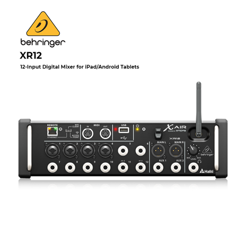 Mixer Digital Behring XR12