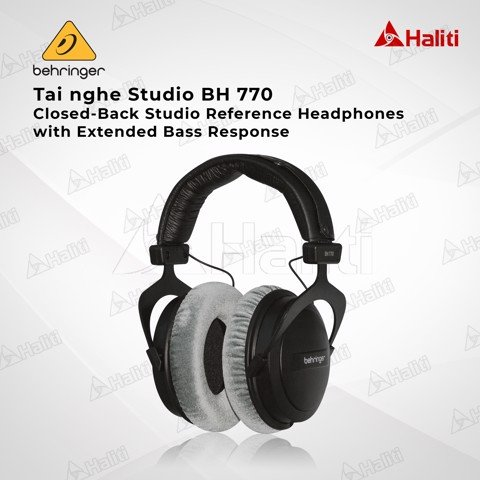 Tai nghe studio Behringer BH 770