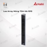 Loa Array Mỏng TOA HA-1010