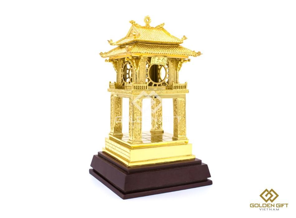 biểu tượng khuê văn các mạ vàng