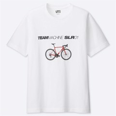 Áo phông nam Uniqlo - The Brands Bicycle - 419303