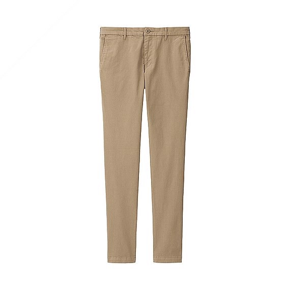 Quần Kaki nam Slim Fit Uniqlo - 169096