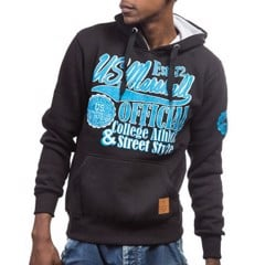 Áo Hoodie US Marshall Official Athletic - Blue
