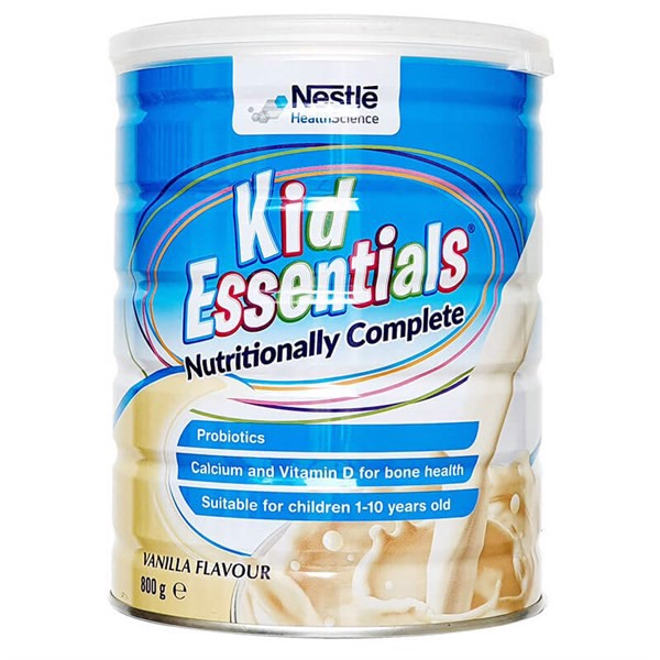 Sữa Kid Essentials Úc 800 gr