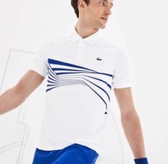 Áo tennis Lacoste SPORT Novak Djokovic Collection - DH3387