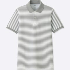 Áo Polo nam Uniqlo - Dry Ex, Anti - Bac - 407945