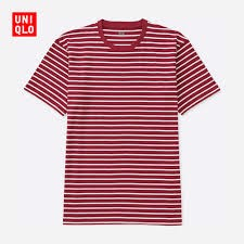 Áo cotton nam Uniqlo - 404139