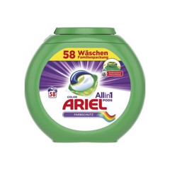 Viên giặt Ariel Colorwaschmittel All in 1 PODS
