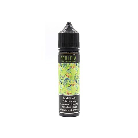 Apple Kiwi Crush by Fruitia (60ml)(Táo kiwi)