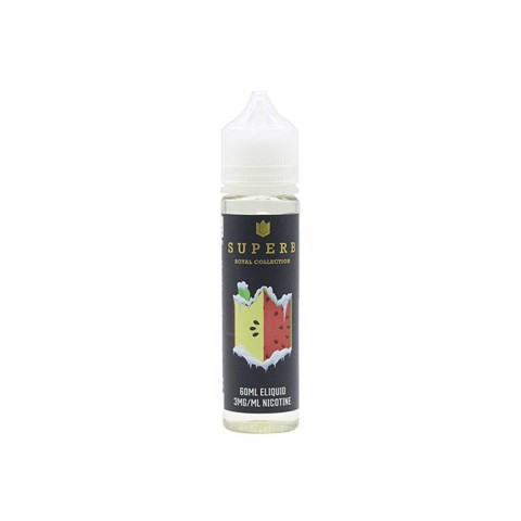Applemelon X by Super B (60ml)(Dưa hấu táo)